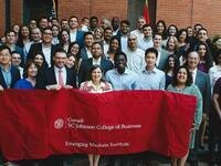 Cornell Emerging Markets Institute (EMI) Graduation Celebration