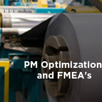 PM Optimization and FMEA's