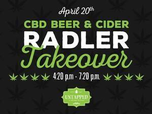 4/20 CBD & Beer & Cider Takeover