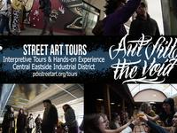 Explore Portland Street Art Tour