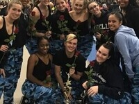 Lasell College Pulse Dance Team Showcase