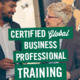 Certified Global Business Professional Training