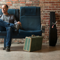 David Wilcox at the One World Coffeehouse; The Meantime Opens