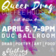 Queer Drag Coffeehouse