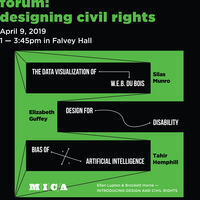 Design and Civil Rights Forum