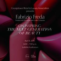 """Estée Lauder  President and CEO Fabrizio Freda: """"Beauty that Transcends"""""""