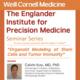 "EIPM Seminar Series: ""Organoid Modeling of Stem Cells and Tumor Immunity"""