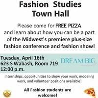Fashion Studies Department April Town Hall
