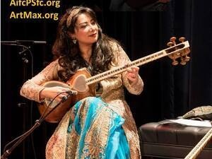 Concert by Sahba Motallebi and Rahim Al-Haj