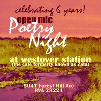 Poetry Night at Westover Station