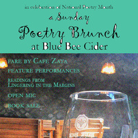 In Celebration of National Poetry Month: Poetry Brunch at Blue Bee!