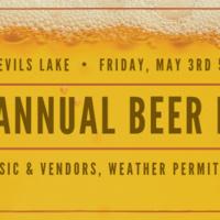 3rd Annual Downtown Devils Lake Beer Hop