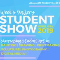 Week's Gallery Student Art Show