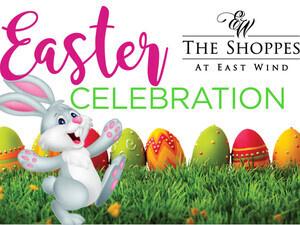 Easter Celebration at The Shoppes