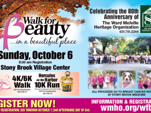 Walk for Beauty