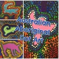 STEM Aboriginal Dot Painting