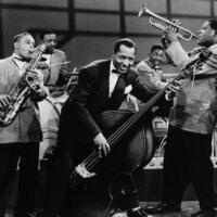 Film Screening with Mark Cantor: Giants of Jazz and more