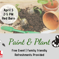 Arbor Day Paint & Plant