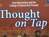 Thought on Tap