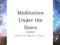 Meditation Under the Stars