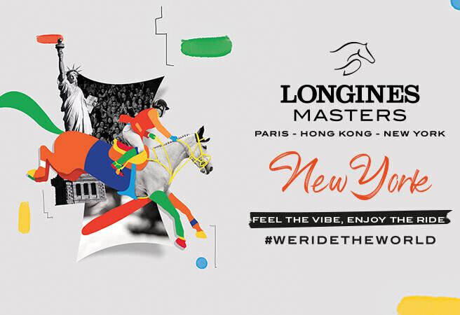 Longines Masters of New York