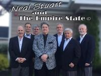 Neal Stuart and the Empire State in the Planetarium