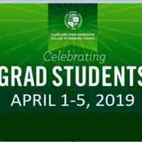 Grad Student Appreciation Week Is Here!