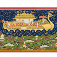 Treasures of a Desert Kingdom: The Royal Arts of Jodhpur, India