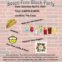 Booze-Free Block Party