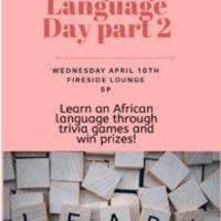 Language Trivia Day