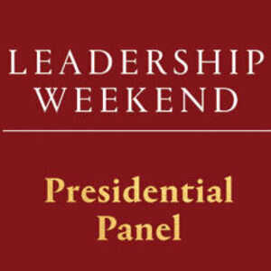 Presidential Leadership at Colgate — Panel