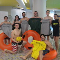 Intramural Sports Inner Tube Water Polo Tournament