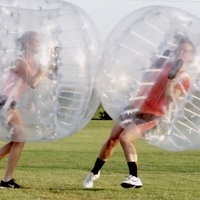 Intramural Sports Bubbleball Soccer Tournament
