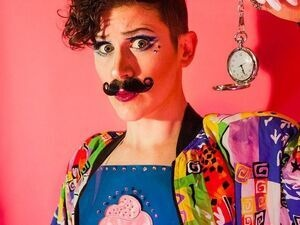 Sir Cupcake's Queer Circus Goes To Another Dimension