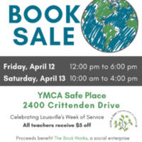 Mayors day book sale