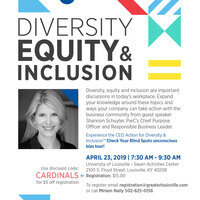 Diversity, Equity and Inclusion
