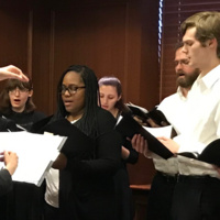 Georgetown University Schola Cantorum: Mass – with Gregorian Chant