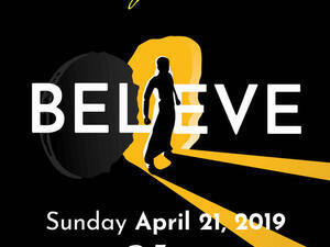 Easter Concert: Believe