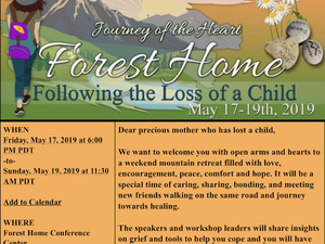 Journey of the Heart West Coast Conference