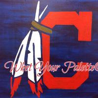 "Whet Your Palette ""Cleveland Indians"""