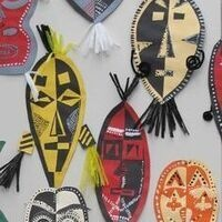 SPECIAL Multicultural Story time- African Masks