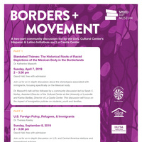 Borders & Movement: U.S. Foreign Policy, Refugees, & Immigrants