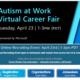 Autism at Work Virtual Career Fair