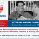 Hire Heroes USA Veterans Virtual Career Fair