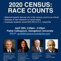 2020 Census: Race Counts