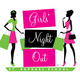 Girls' Night Out spring shopping boutique
