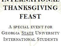 14th Annual International Thanksgiving Feast