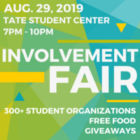 Involvement Fair