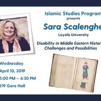 Islamic Studies Program Public Talk