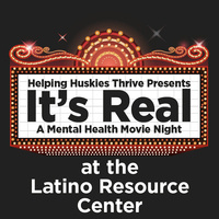 """It's Real"" Mental Health Movie Night"